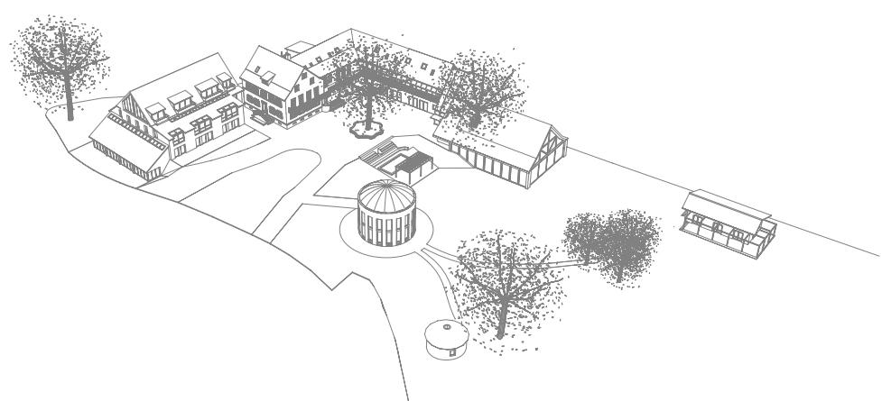 Rosenhof Entwurf