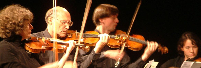 Streichquartett Musica Viva