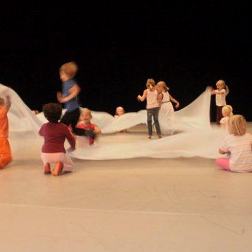 Kinder-Tanzworkshop auf dem Rosenhof