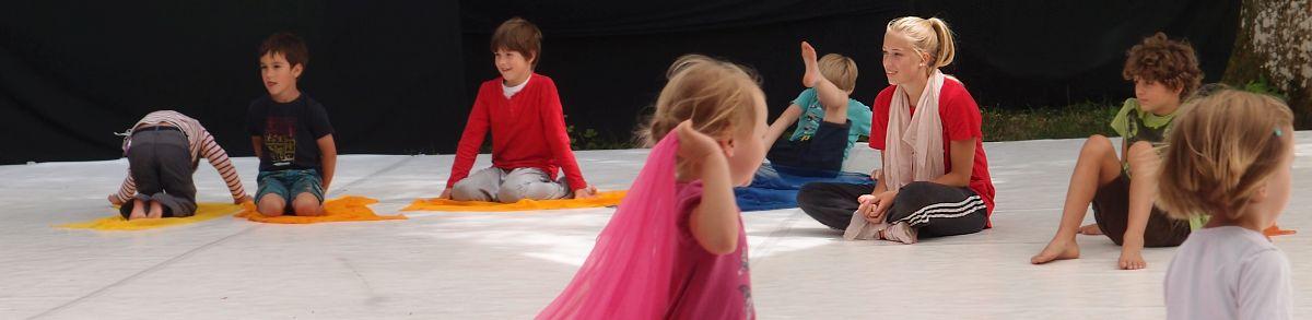 Kindertanztage Rosenhof 2021